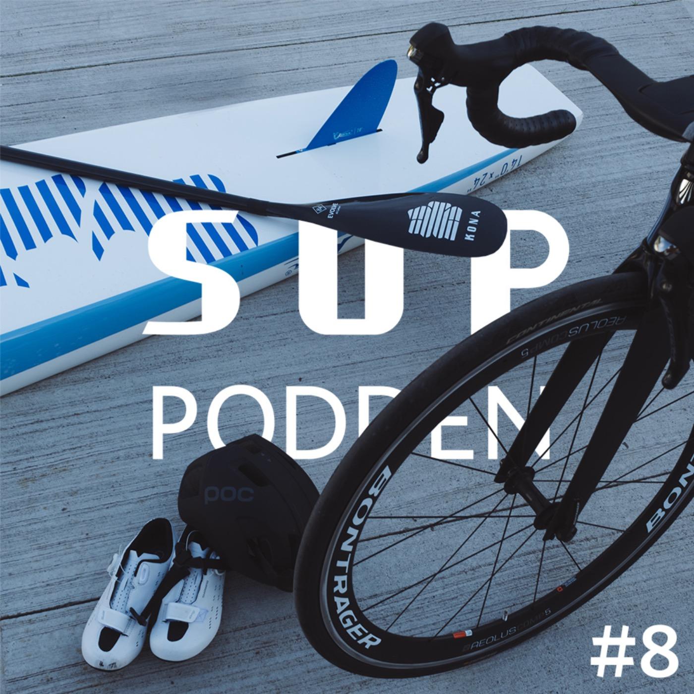 #8 SUP som kompletterande träning