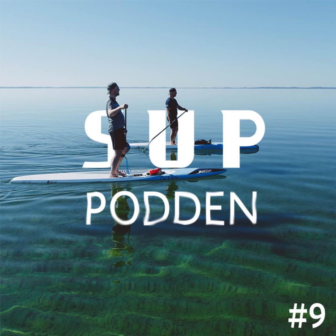 #9 SUP för rehab