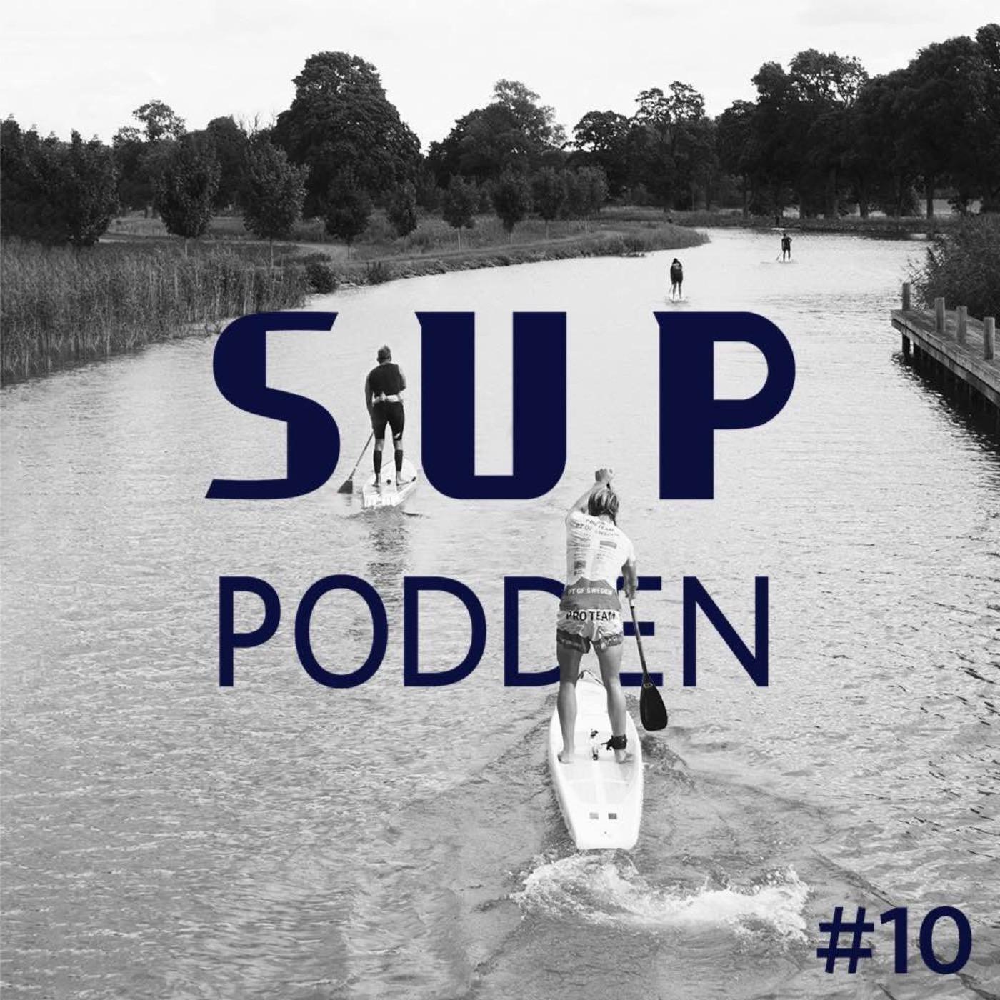 #10 Motionsevent på SUP