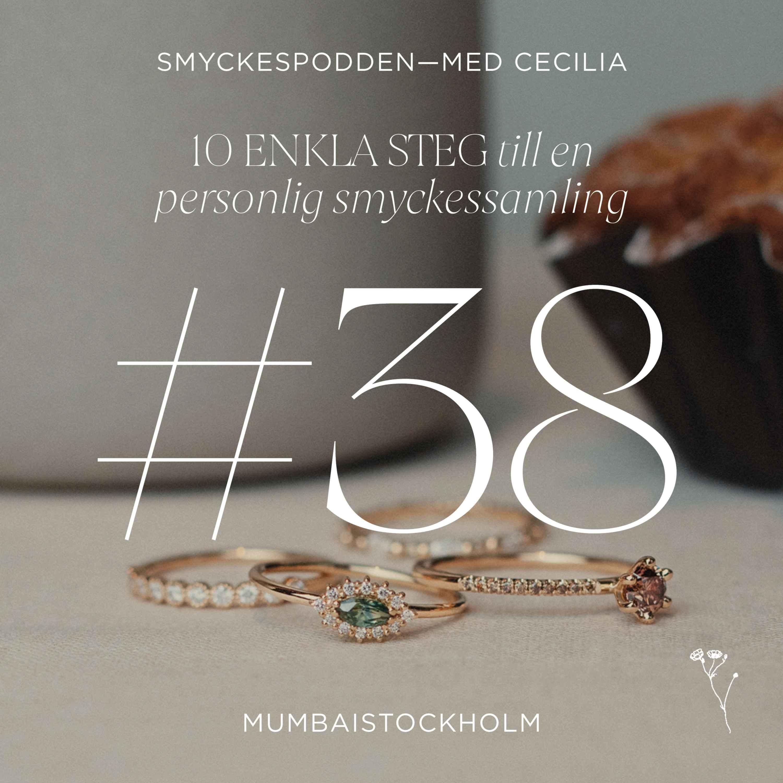 38. 10 enkla steg till en personlig smyckessamling