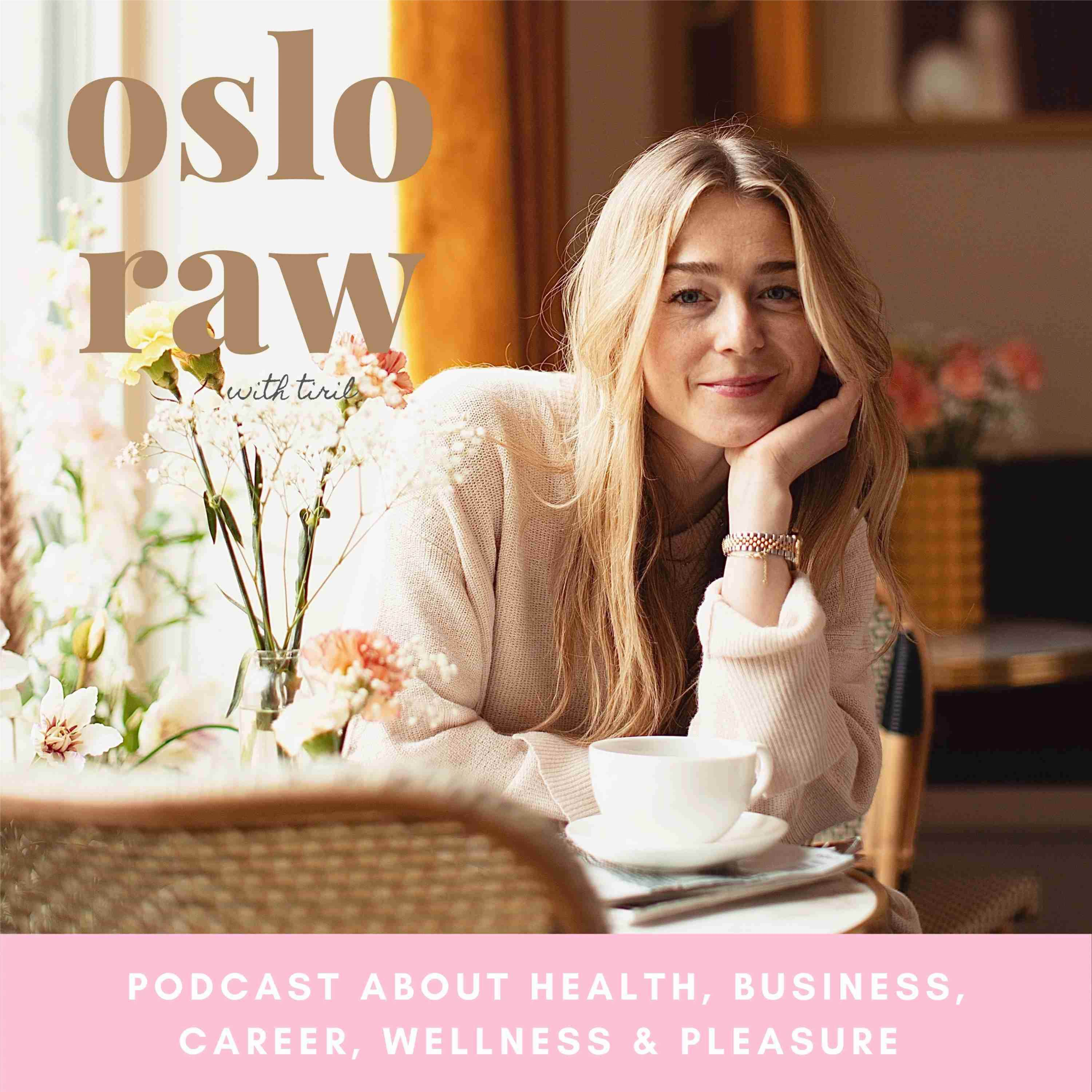 Leaning back & maximize work with Susanne Holzweiler