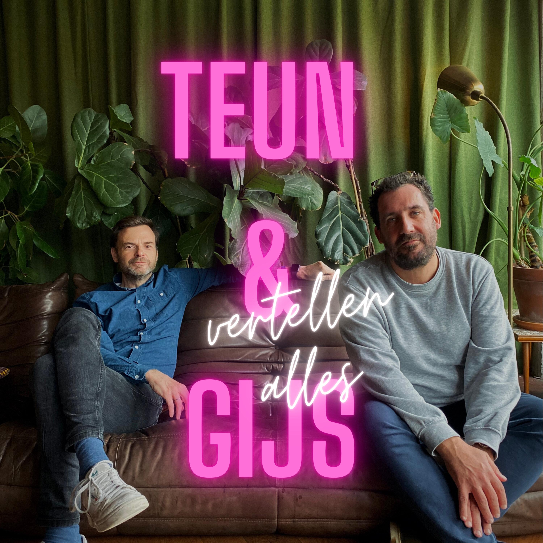 Teun en Gijs vertellen alles podcast show image