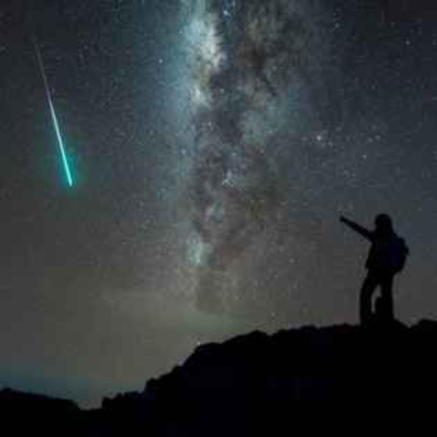Les météores, ou étoiles filantes (Astrozoom #5)