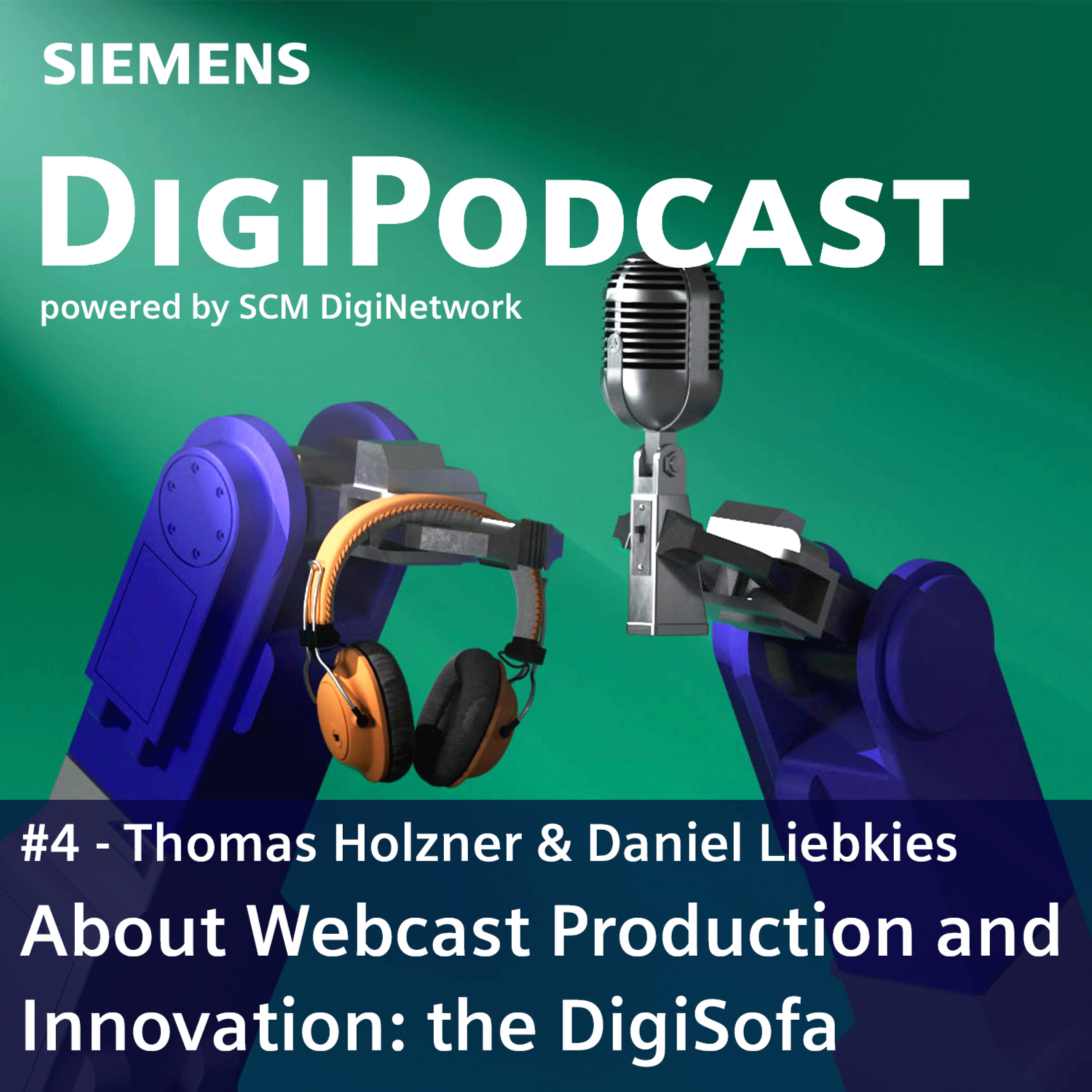 About Webcast Production and Innovation: the DigiSofa