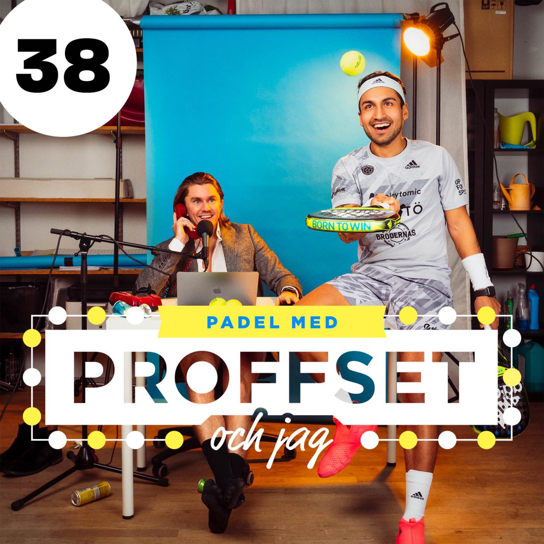 #38 Simon & Caye backar med släp & Vem f*n är Daniel Appelgren?
