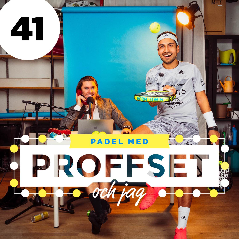 #41 Appelgrens tunga revansch & Simon inte längre etta i Sverige?