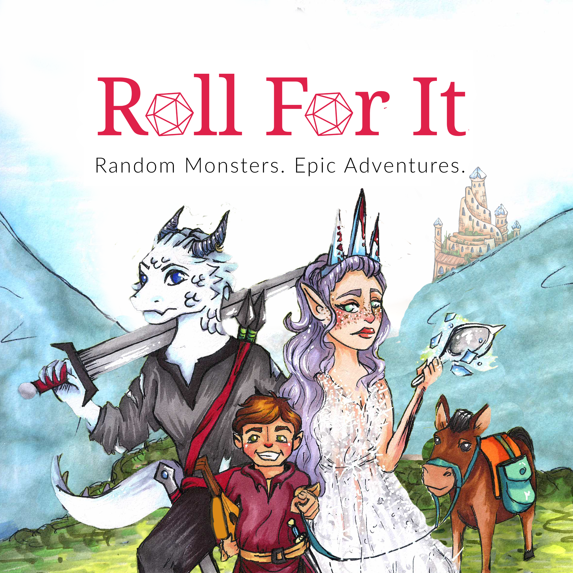 Roll For It - a D&D Podcast