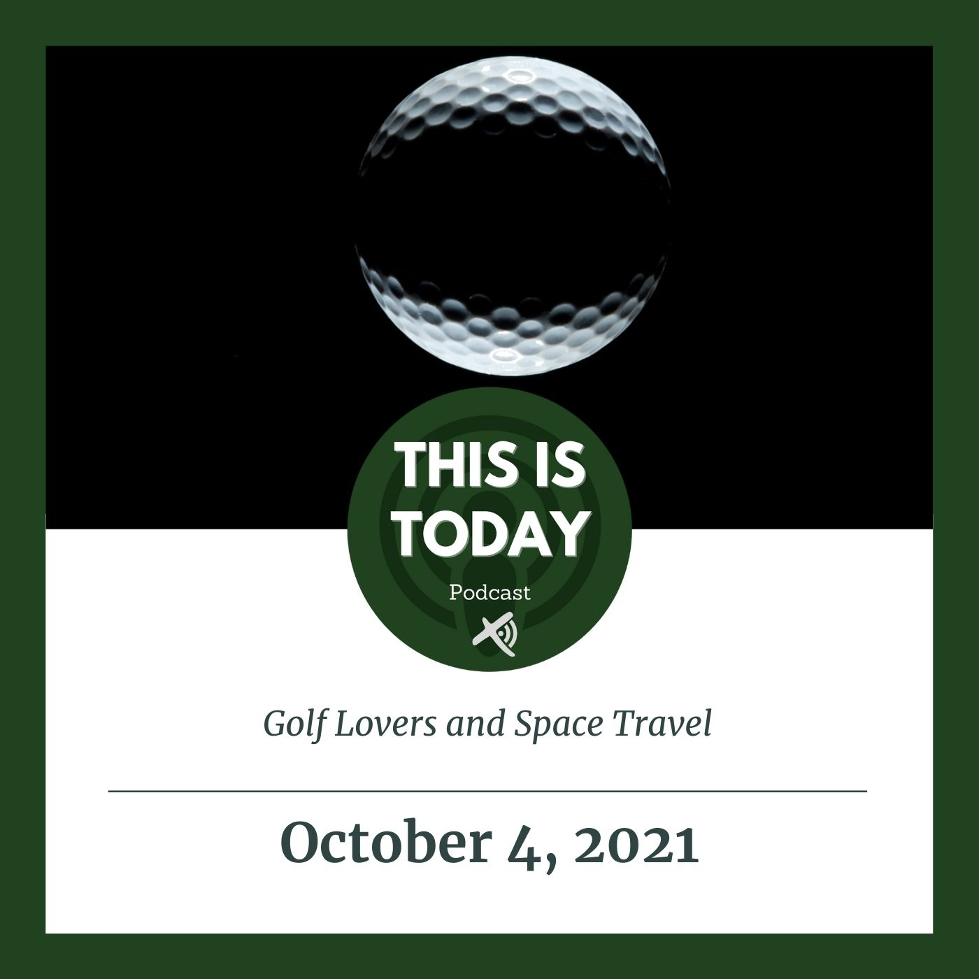 Golf Lovers and Space Travel