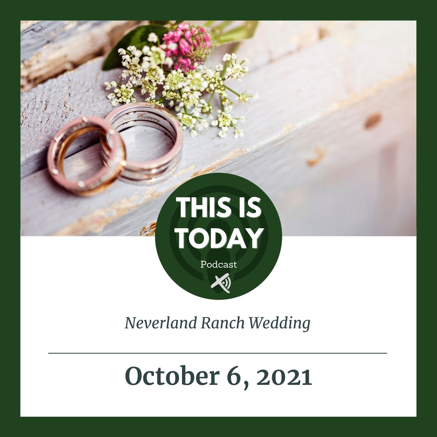 Neverland Ranch Wedding