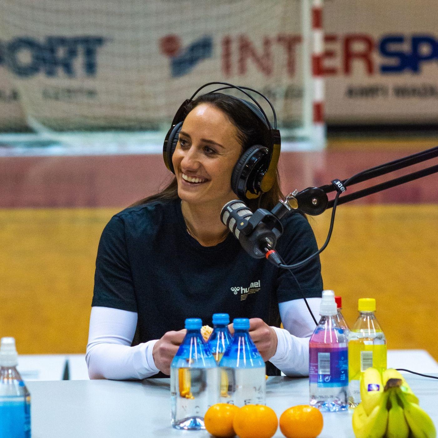 Camilla Herrem / Håndball, profftilværelse og styrketrening.