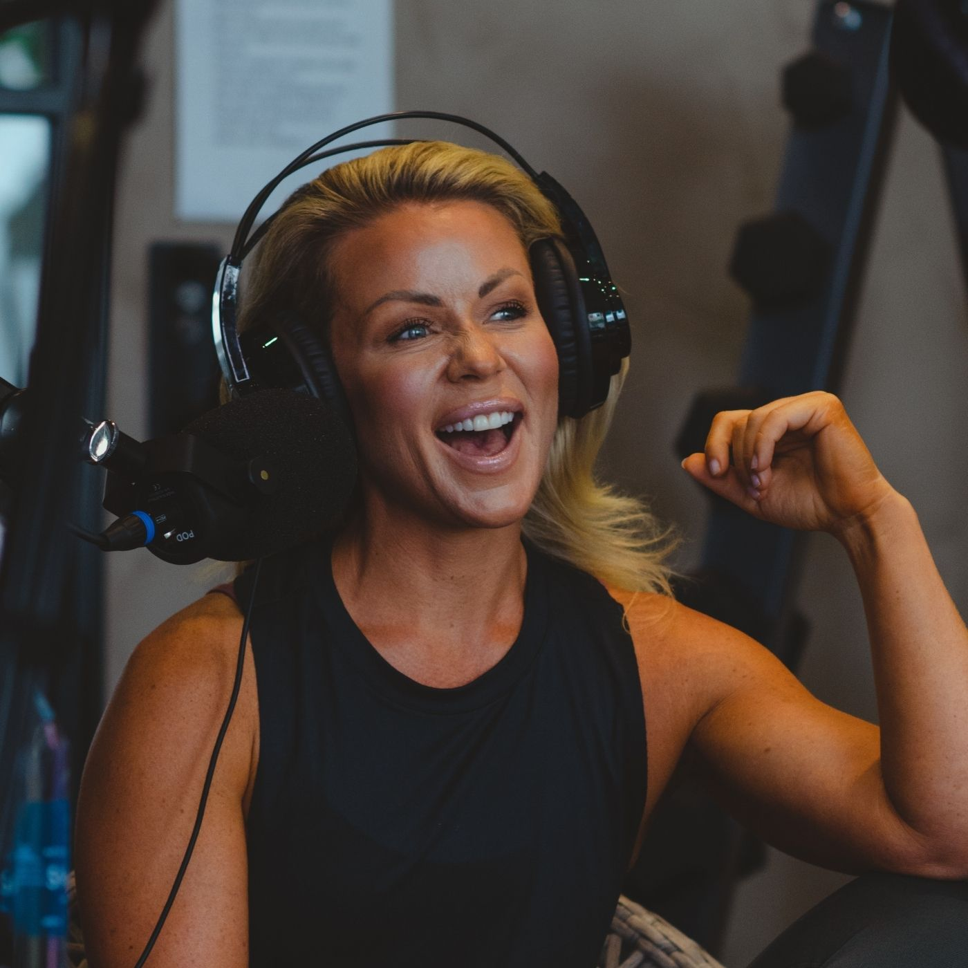 Lene Alexandra Øien / Personlig vekst og frihet til å trene som man vil