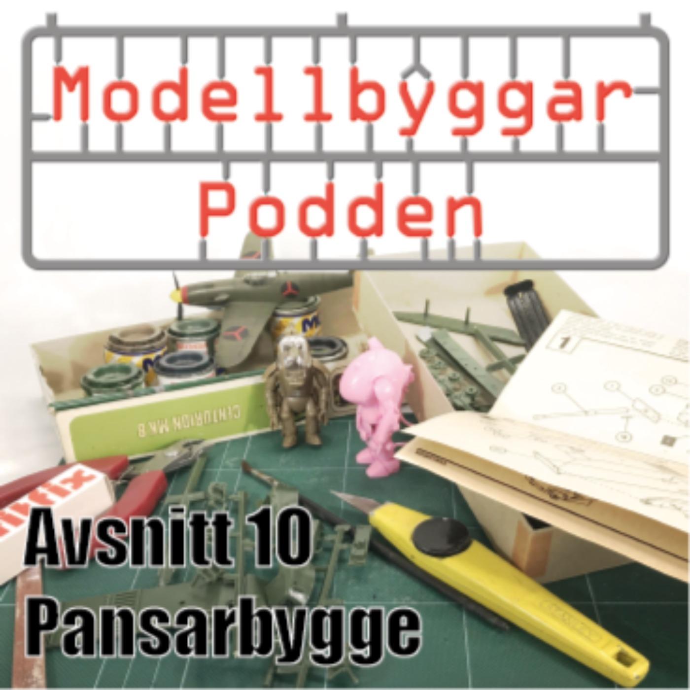 10. Pansarbygge