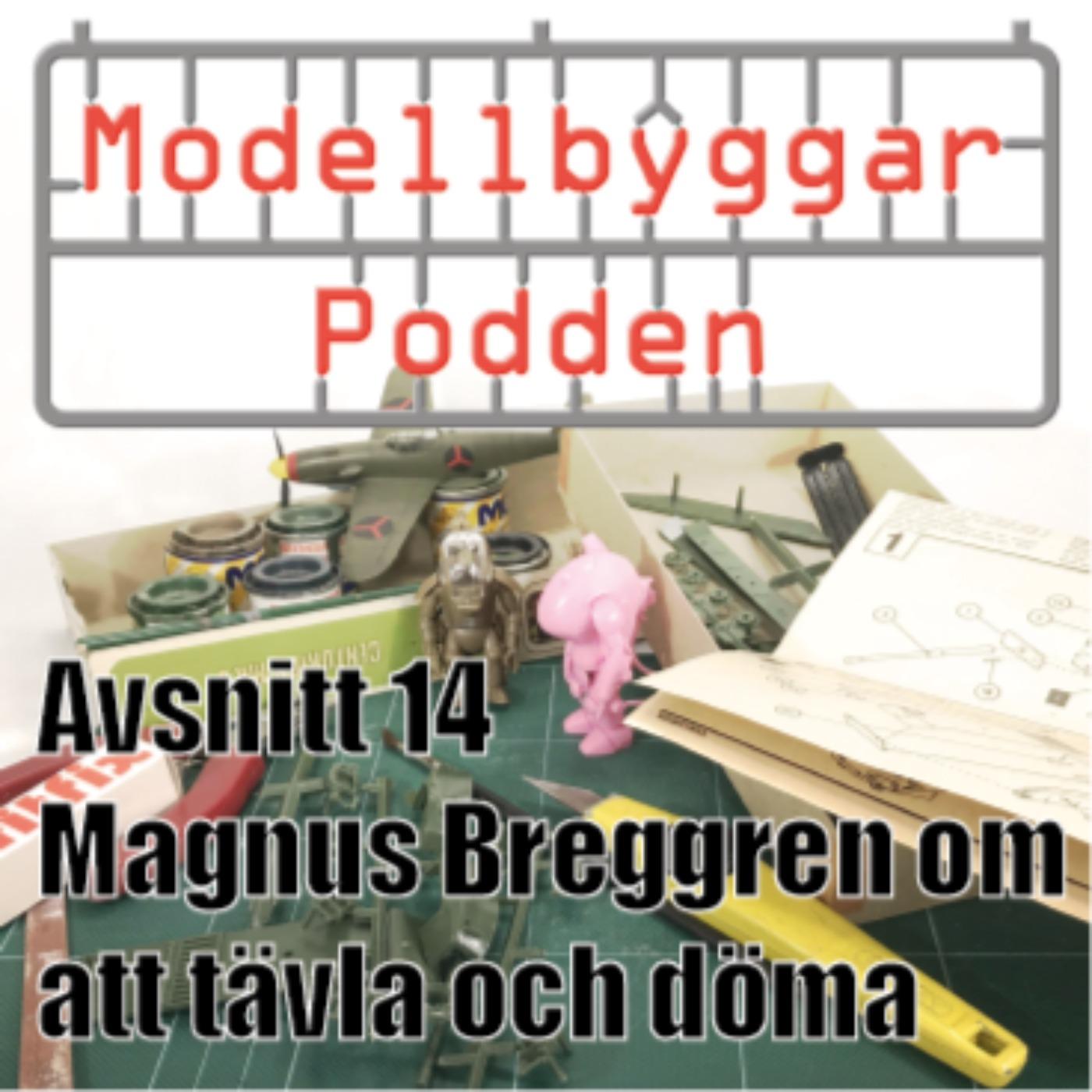 14. Magnus Berggren om att tävla och döma