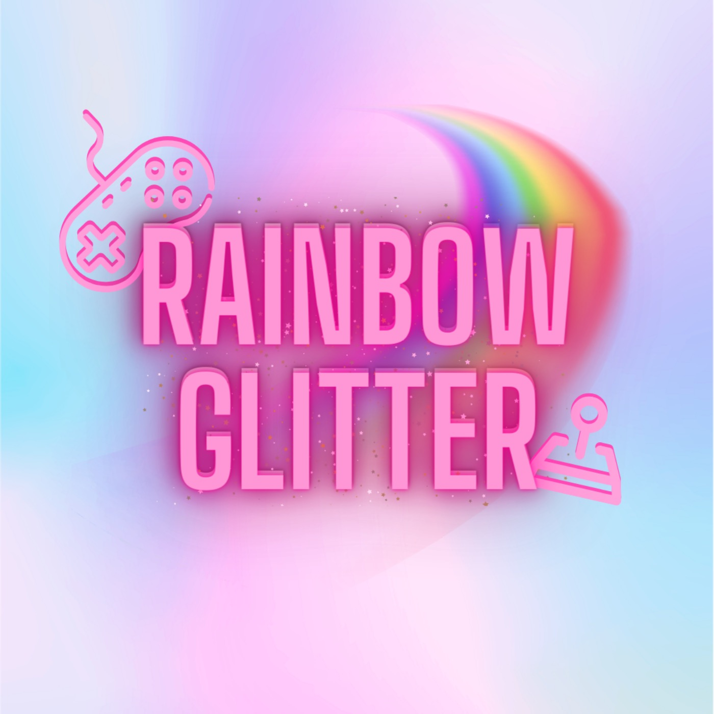 Rainb0w Glitter - Den Skeive Syklubben