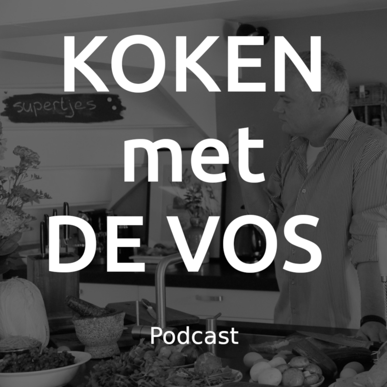 Koken met de Vos logo