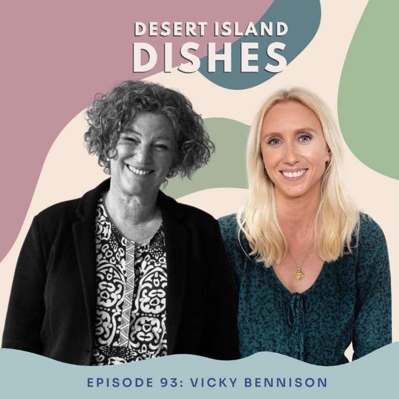 Vicky Bennison: Creator of Pasta Grannies