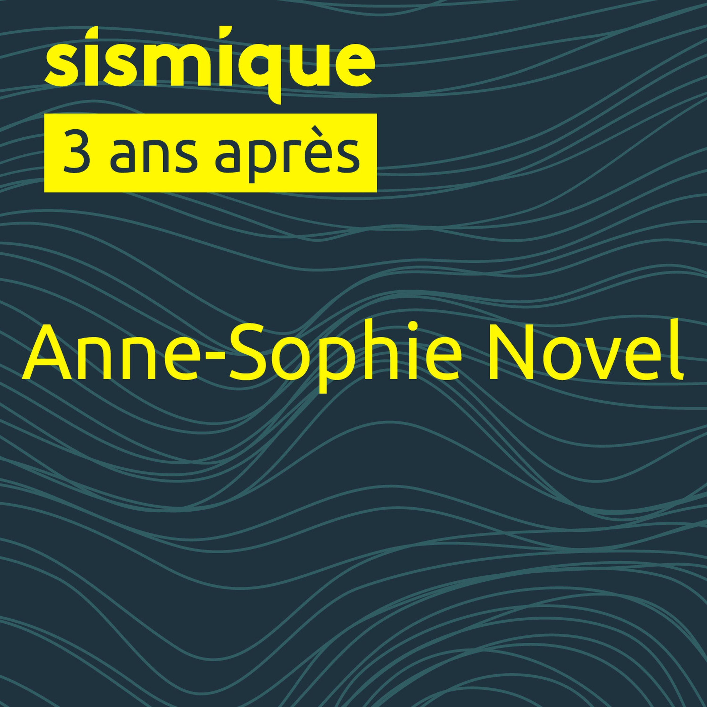 3 ans après - Anne-Sophie Novel