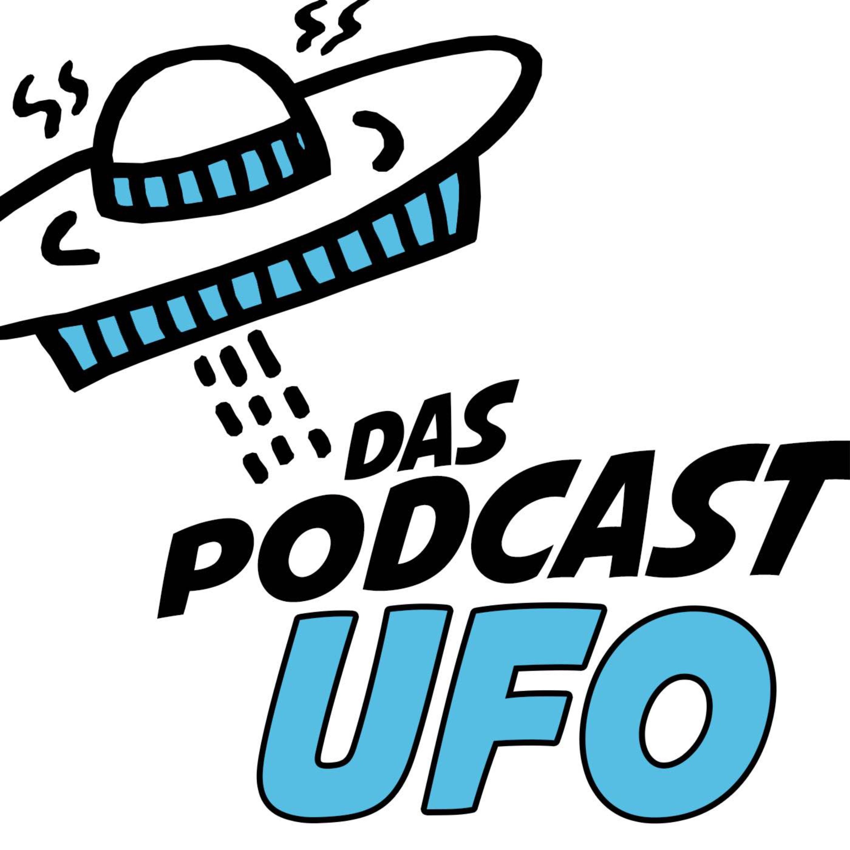UFO266 Hinter dem Mikrofon