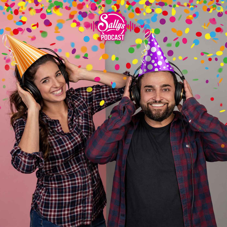 #50 Jubiläum: Sally & Murat - Eure Fragen unsere Antworten!