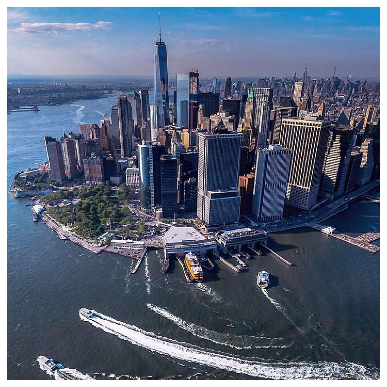 3.New York The city !