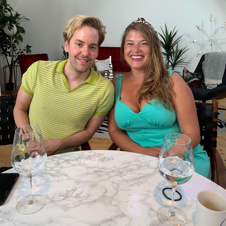 Jessica möter Mattias Kristiansson