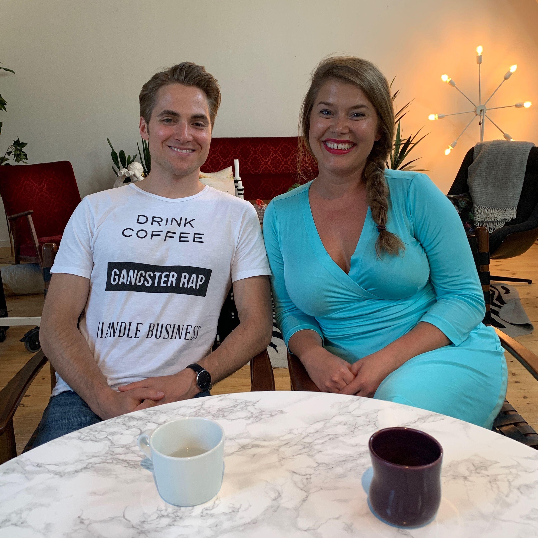 Jessica möter Philip Skogsberg