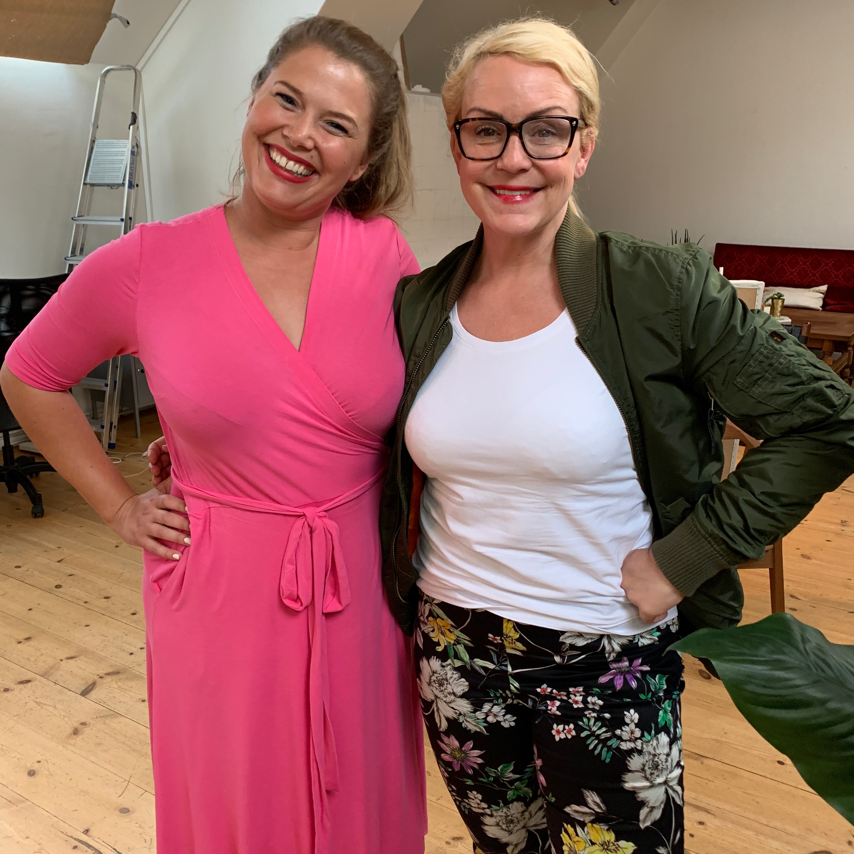 Jessica möter Karin Adelsköld