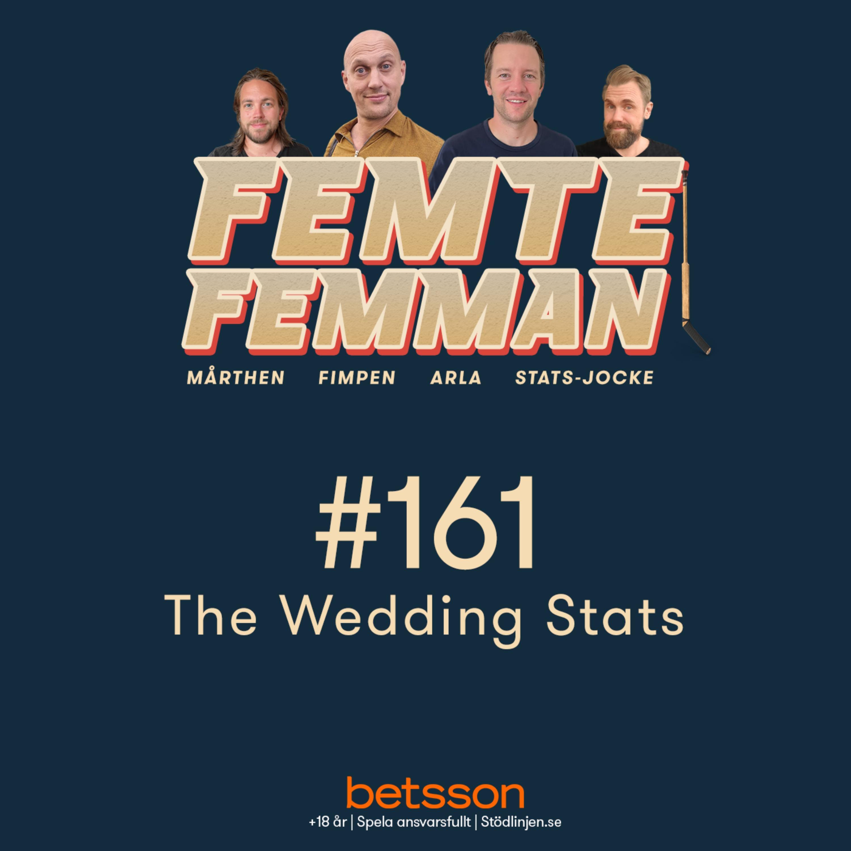 The Wedding Stats
