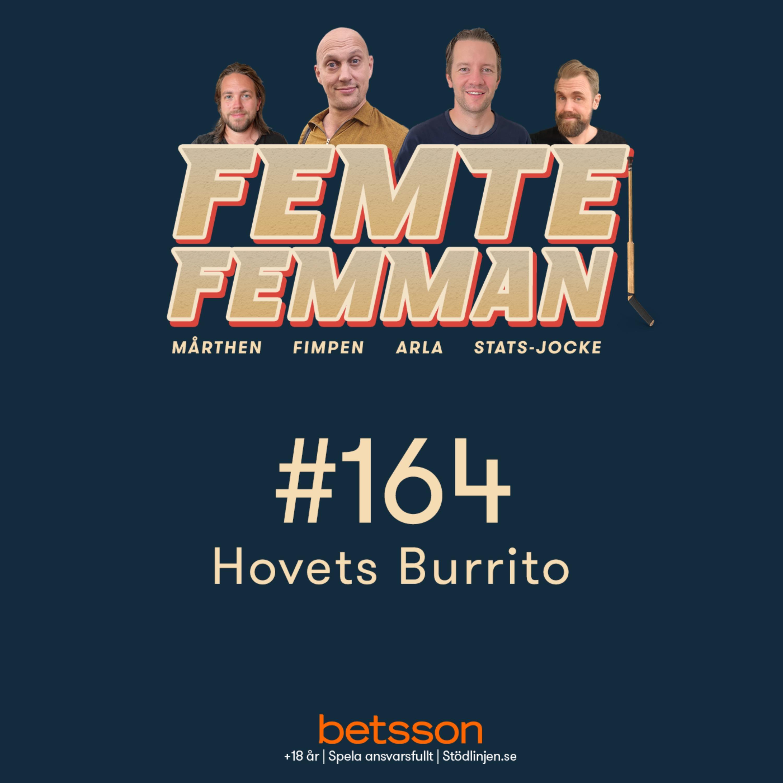 Hovets burrito