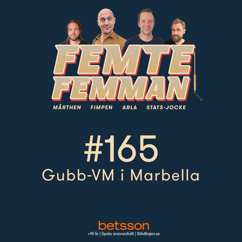 Gubb-VM i Marbella