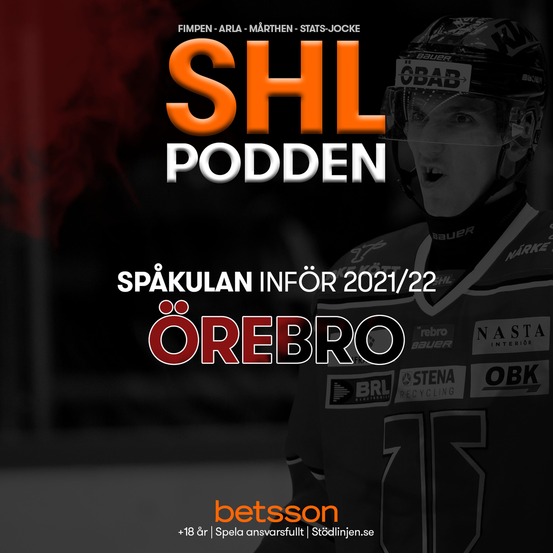 Spåkulan inför 2021/22: Örebro