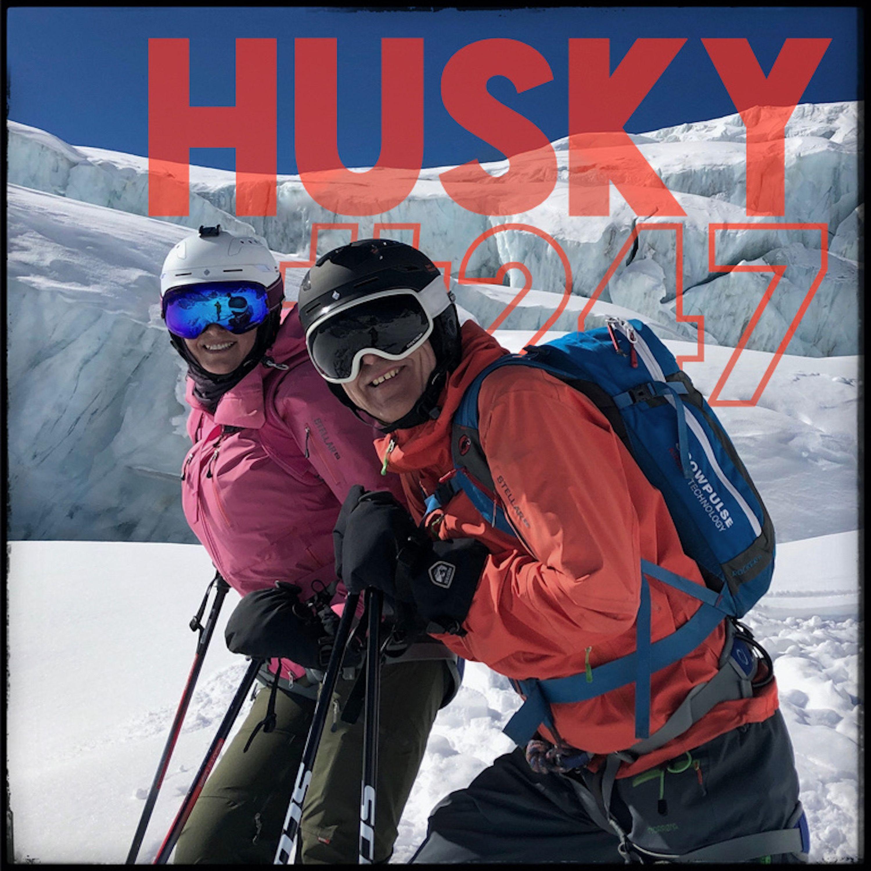 """Om """"Slow Skiing"""" med Cissi och Mats Erwald, #247"""