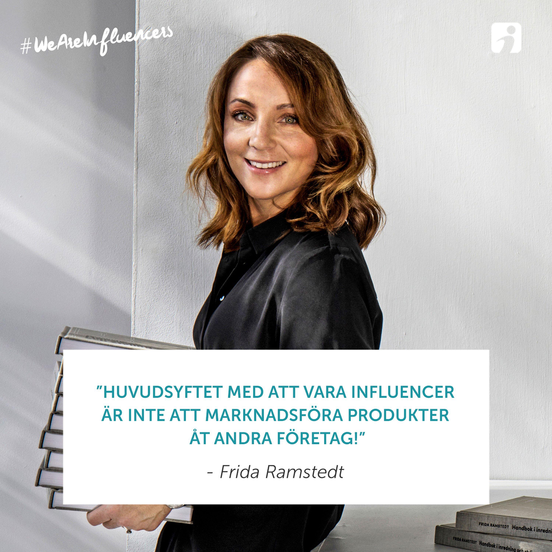 100. Trendenser i influencerbranschen med Frida Ramstedt