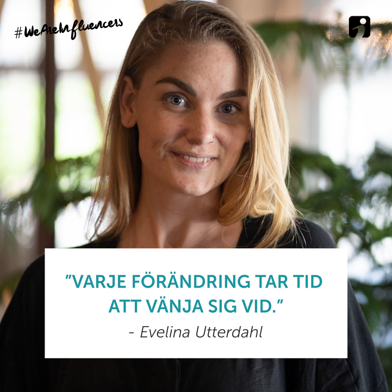 97. Om att jobba värderingsbaserat med Evelina Utterdahl