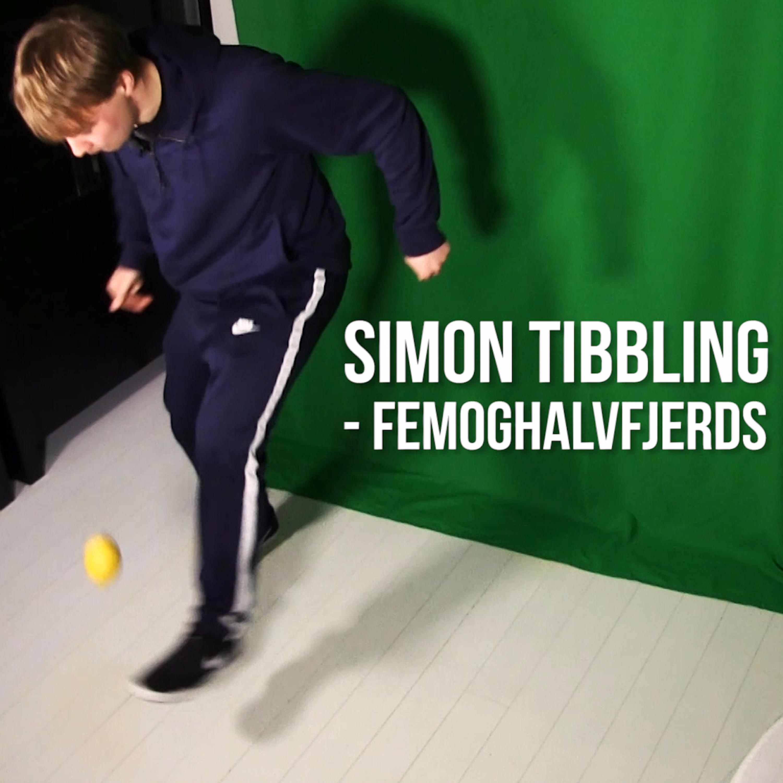 Simon Tibbling - femoghalvfjerds
