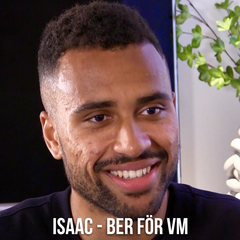 Isaac - ber för VM