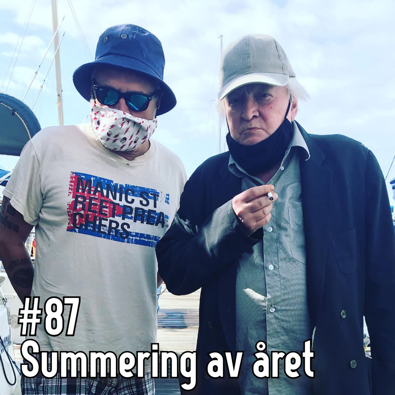 #87 Summering av året