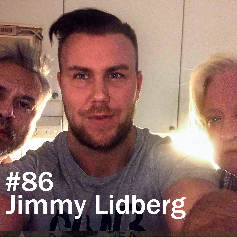 #86 Jimmy Lidberg