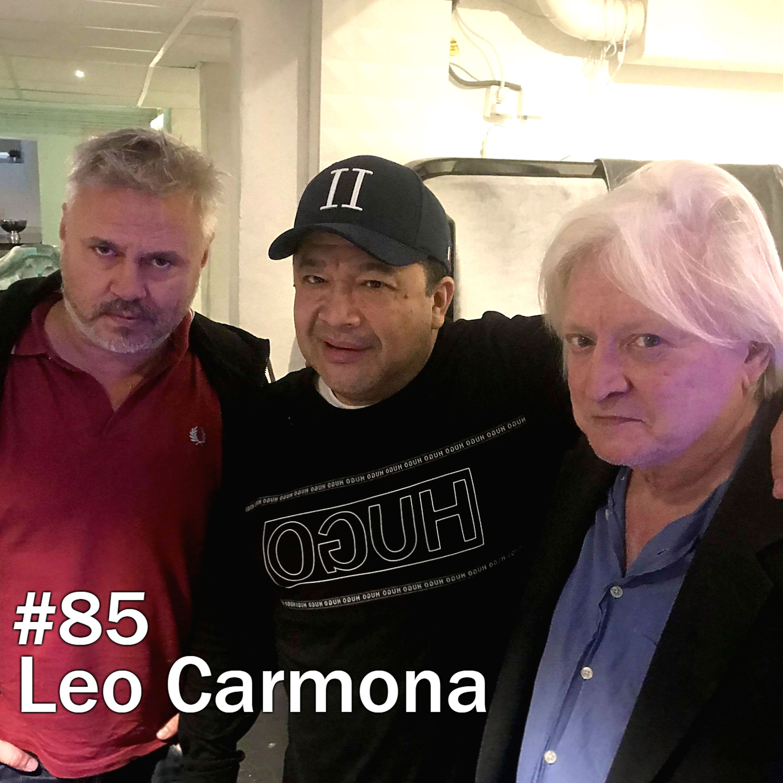 #85 Leo Carmona