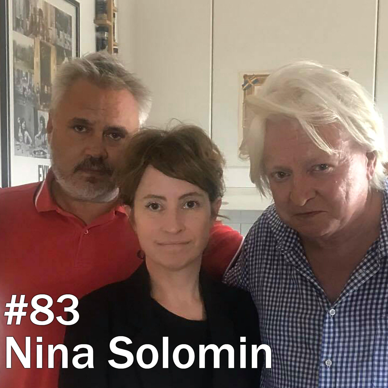#83 Nina Solomin