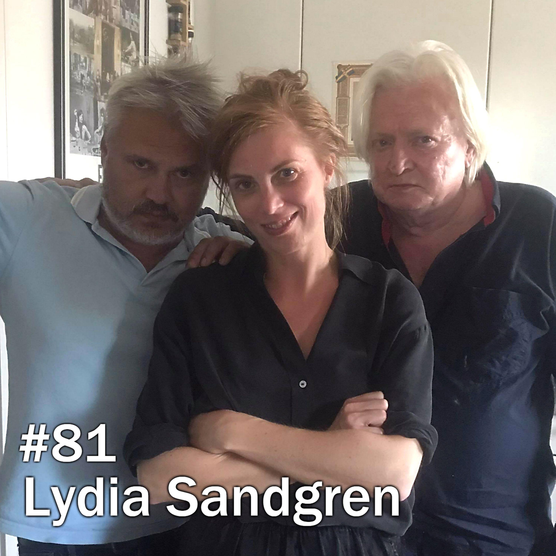 #81 Lydia Sandgren