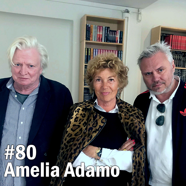 #80 Amelia Adamo