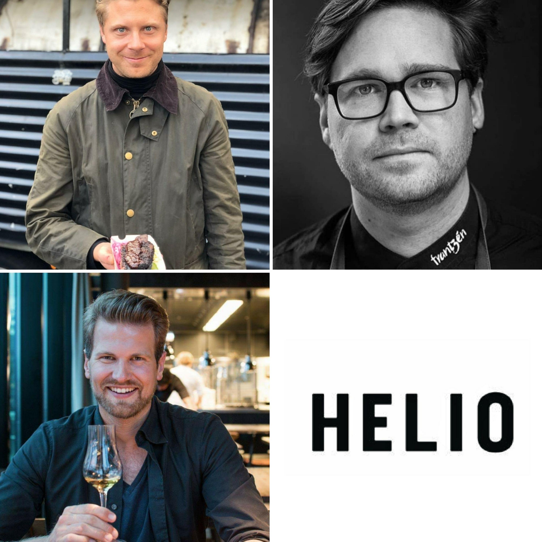 Livepod med Joakim Almqvist, Punk Royale, Marcus Jernmark, Frantzén, och Anders Husa, infuencer.