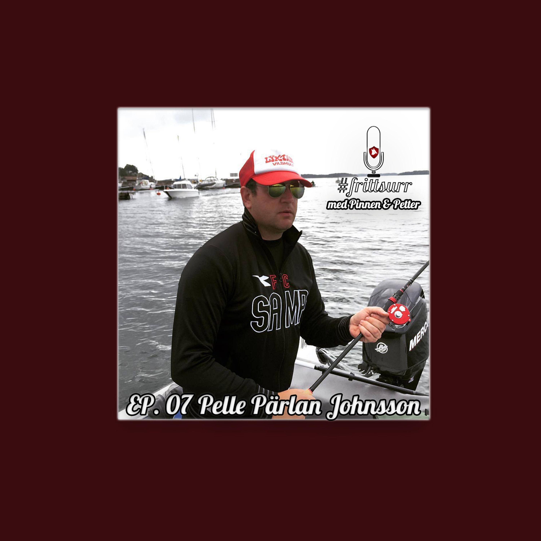 #frittsurr 7. Pelle Pärlan Johnsson