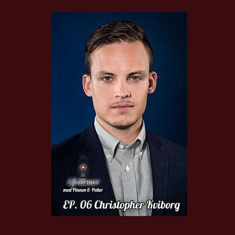 #frittsurr 6. Christopher Kviborg