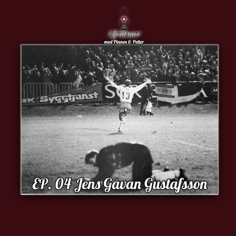 #frittsurr 4. Jens Gåvan Gustafsson