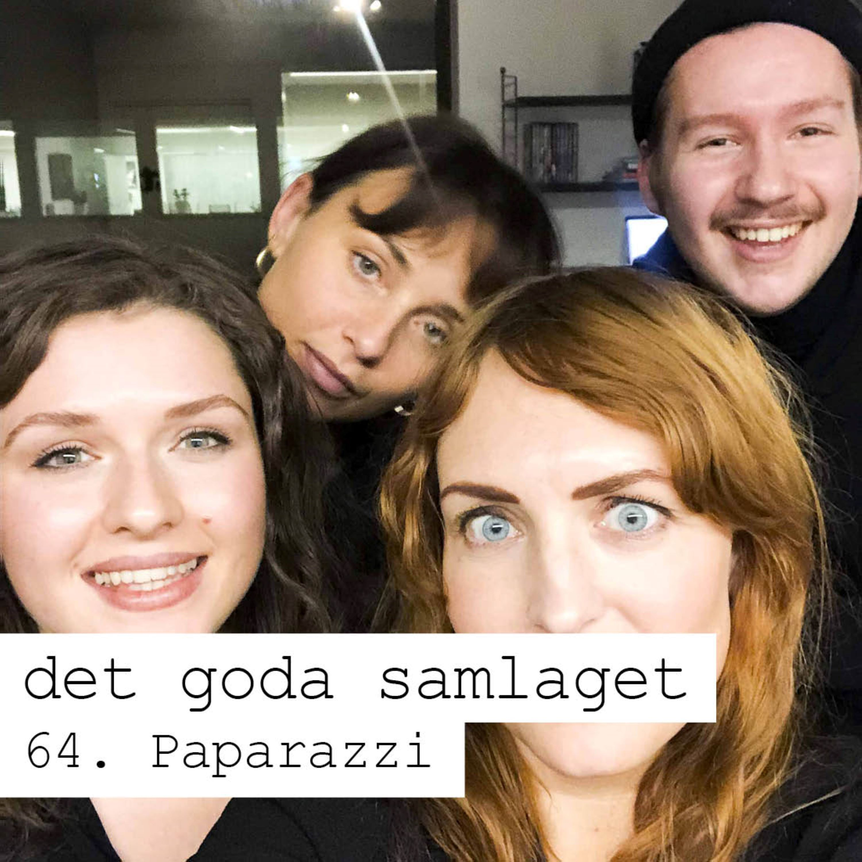 64. Paparazzipodden - Kändisars sexliv
