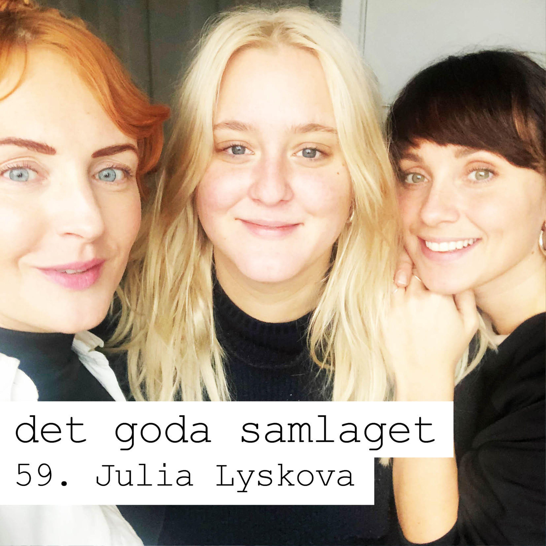 59. Julia Lyskova - Sex och relationer när man mår p