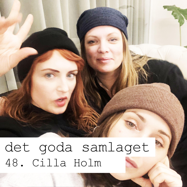 48. Cilla Holm - Skaffa barn själv, och ändå ligga?