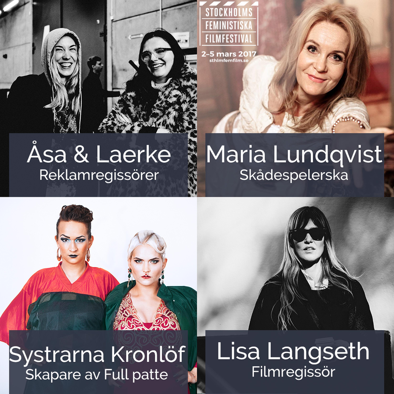 No. 40 - Stockholms Feministiska Filmfestival Specialavsnitt